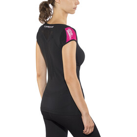 Compressport Trail Running V2 Blouse korte mouwen Dames, black